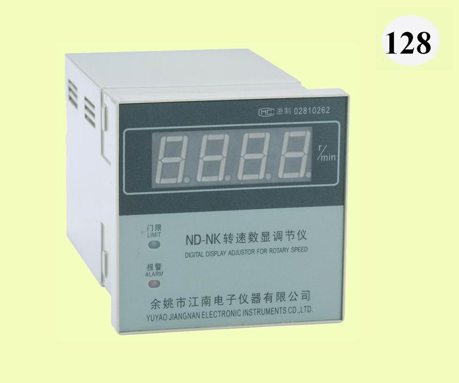 ND-NK转速数显调节仪