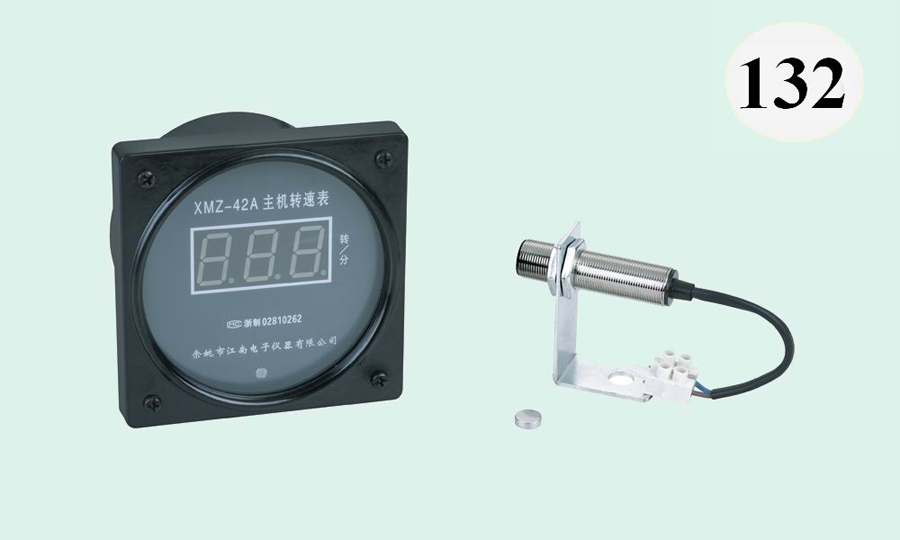 XMZ-42A(B)主机/电子转速表、配SZB-16-01转速传感器
