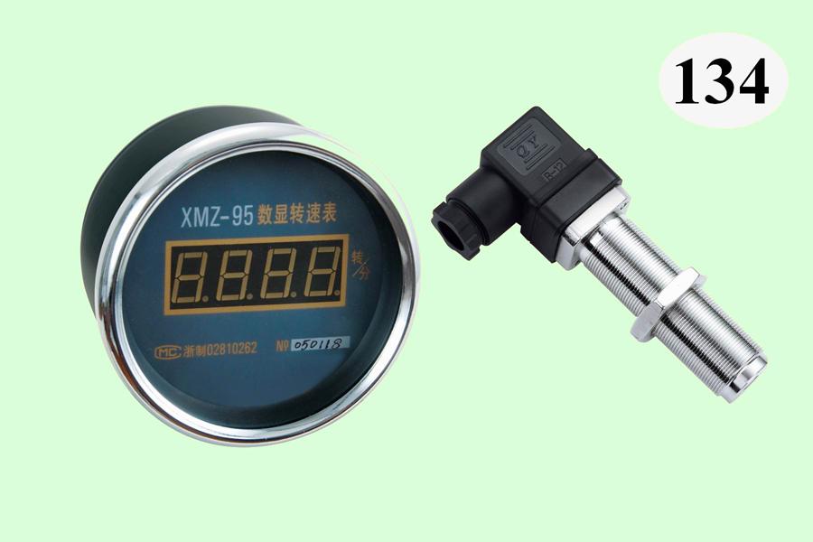 XMZ-95(A)数显转速表,配SZB-22-03转速传感器