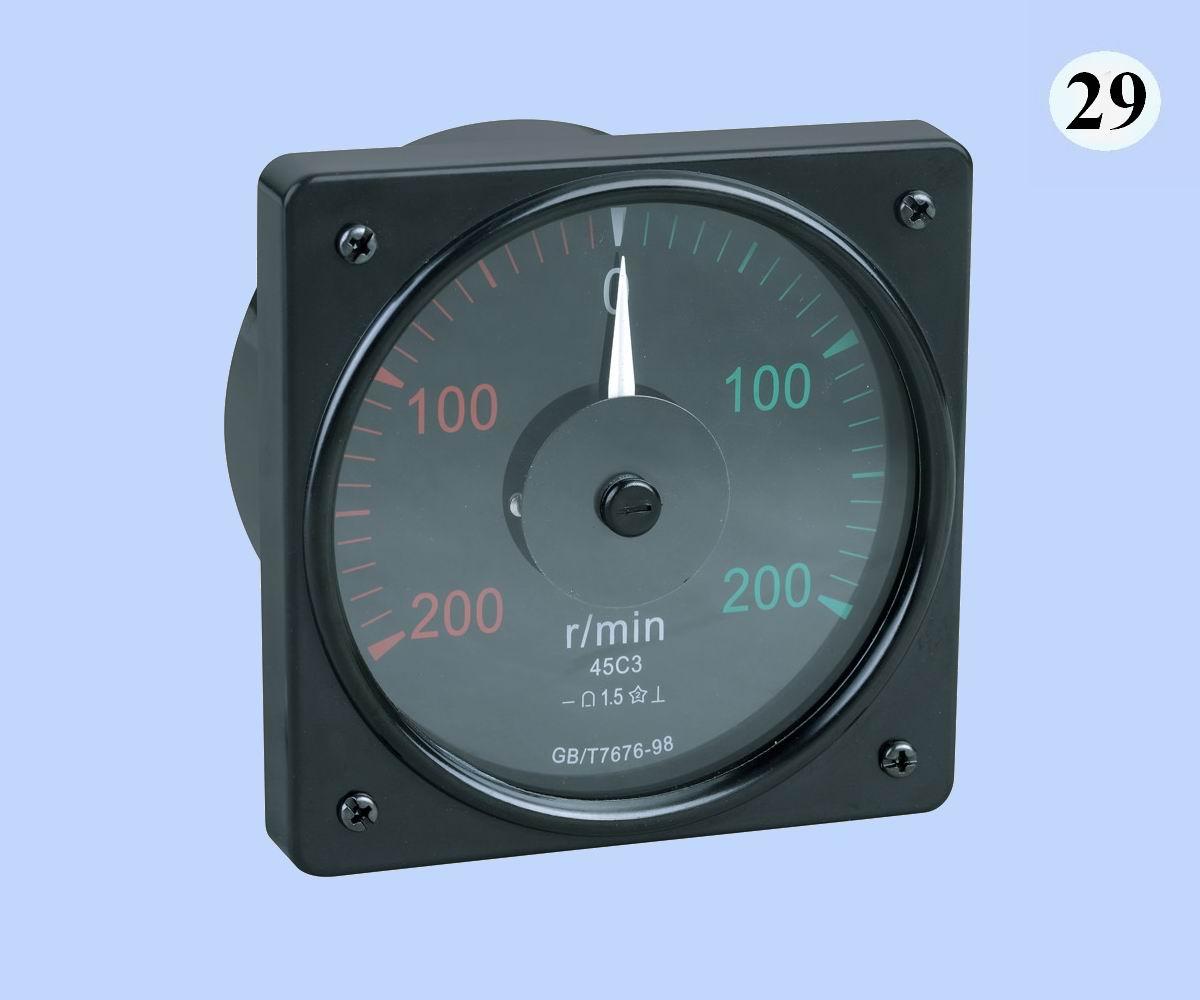 45c3-v艉轴转速表 - 余姚市江南电子仪器有限公司