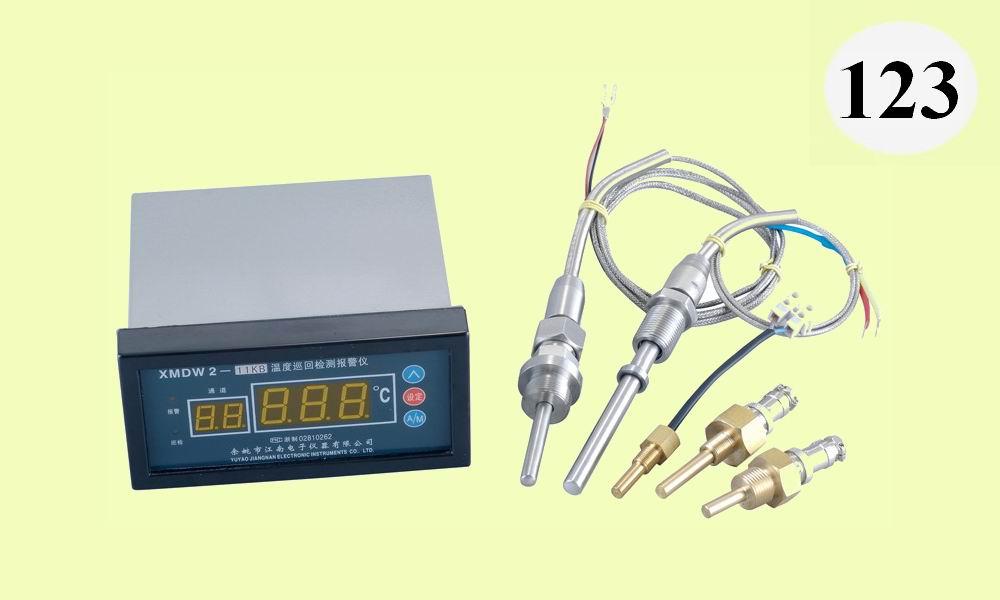 XMDW2-□型温度巡回监测报警仪