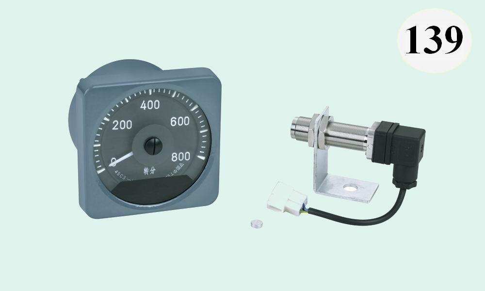公司生产的转速表,传感器,保护装置主要与淄博,无锡,四川,宁波柴油机