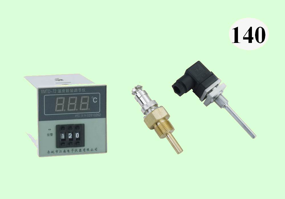 XMTD-72温度数显调节仪,配热敏电阻