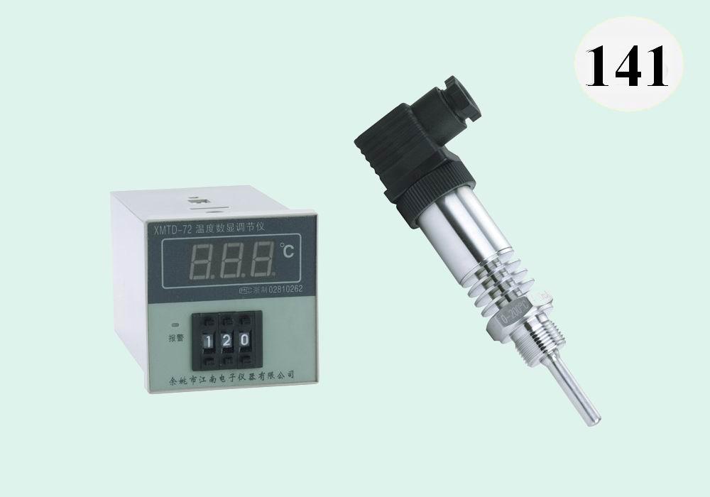 XMTD-72温度数显调节仪,配SBWZ